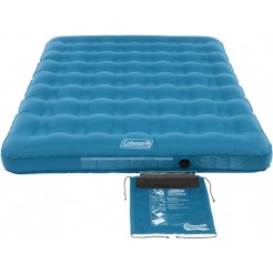 Coleman DuraRest Double Luchtbed blauw