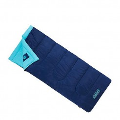 Coleman Heaton Slaapzak 205x85 cm Blue/Light Blue